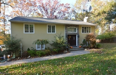 Sparta Twp. Single Family Home For Sale: 84 Warren Rd