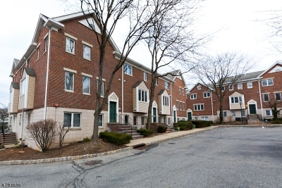 Morristown Town, Morris Twp. Condo/Townhouse For Sale: 60-D Ridgedale Ave