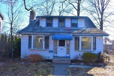 Parsippany Single Family Home For Sale: 16 Navajo Ave