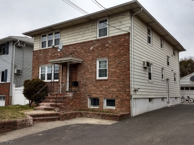 Union Twp. Multi Family Home For Sale: 2093 Galloping Hill Rd
