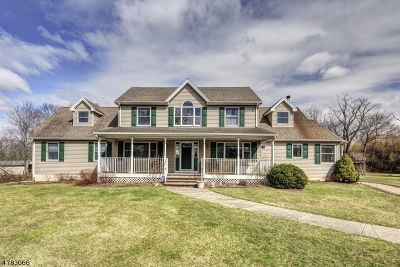 Franklin Twp. Single Family Home For Sale: 1303 Canal Rd