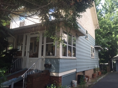 Passaic City Single Family Home For Sale: 21 Katherine Ave