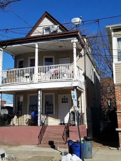 Passaic City Multi Family Home For Sale: 48 Lucille Pl