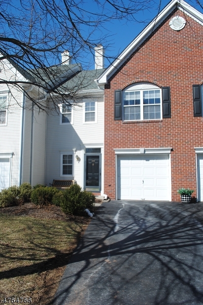 Readington Twp. Condo/Townhouse For Sale: 608 Springhouse Dr
