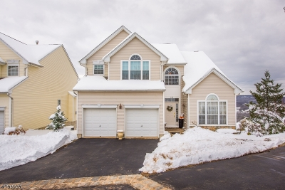 Mount Olive Twp. Single Family Home For Sale: 148 Winding Hill Dr