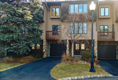 Woodland Park Condo/Townhouse For Sale: 53 Wedgewood Dr.