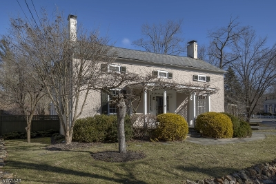 Tewksbury Twp. Single Family Home For Sale: 303 Main St, Mountainville
