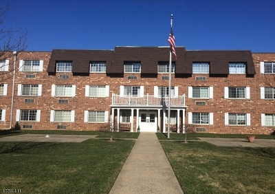 Union Twp. Condo/Townhouse For Sale: 255 Tucker Ave, Apt 320 #320