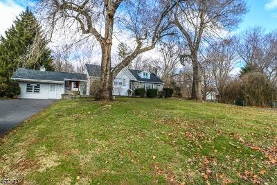 Glen Gardner Boro, Hampton Boro Single Family Home For Sale: 160-164 Main St