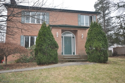 Westfield Town Single Family Home For Sale: 327 Springfield Ave