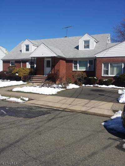 Passaic City Multi Family Home For Sale: 40-46 Elliott St