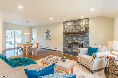 Westfield Town NJ Single Family Home For Sale: $759,000