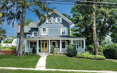 Westfield Town Single Family Home For Sale: 630 Clark St
