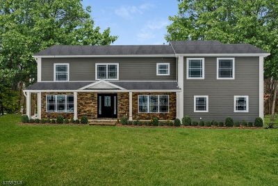 Scotch Plains Twp. Single Family Home For Sale: 1541 Cooper Rd