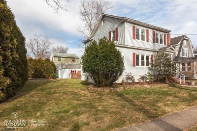 Scotch Plains Twp. Single Family Home For Sale: 403 Warren St