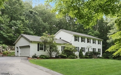 Sparta Twp. Single Family Home For Sale: 450 Glen Rd