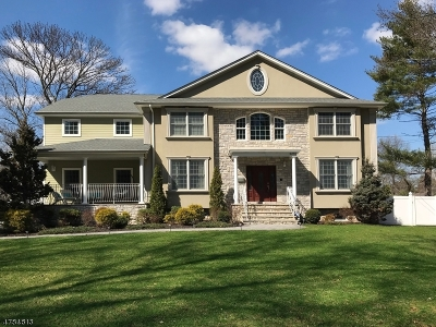 Scotch Plains Twp. Single Family Home For Sale: 2279 Redwood Rd