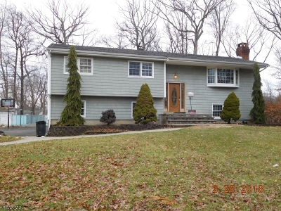 Wayne Twp. Single Family Home For Sale: 15 Medford Pl