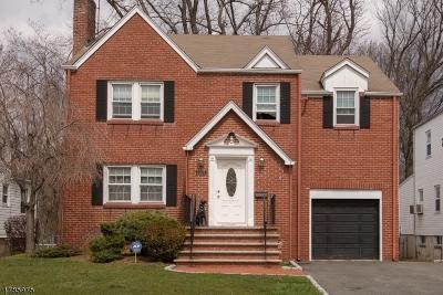 Union Twp. Single Family Home For Sale: 2807 Carol Rd