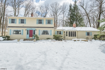 Wyckoff Twp. Single Family Home For Sale: 550 Clinton Ave