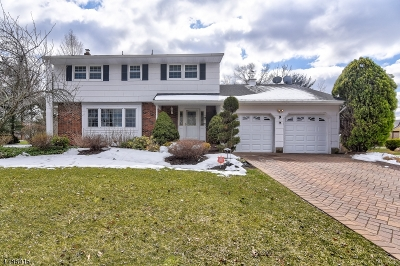 Old Bridge Twp. Single Family Home For Sale: 9 Glenmere Pl