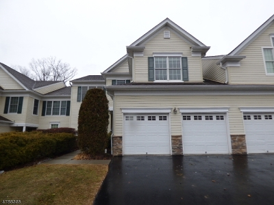 Denville Twp. Condo/Townhouse For Sale: 76 Mackenzie Ln N
