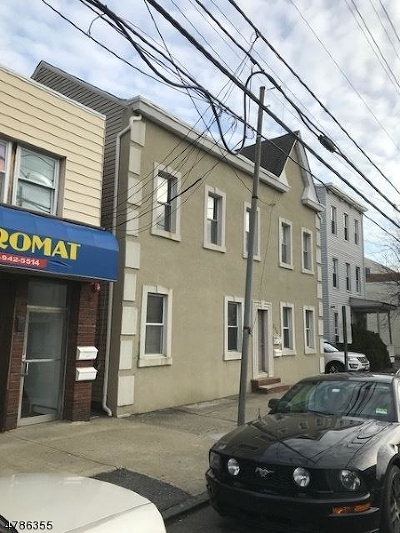 Haledon Boro Multi Family Home For Sale: 300 Belmont Ave