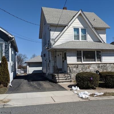 Totowa Boro Multi Family Home For Sale: 46 Hudson Ave