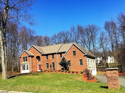 Sparta Twp. Single Family Home For Sale: 41 Angelo Dr