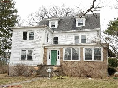 Flemington Boro Single Family Home For Sale: 82 Broad St