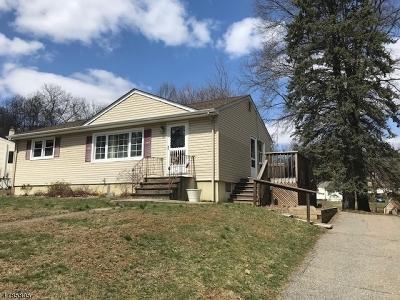 Randolph Twp. Single Family Home For Sale: 3 Cedar Ter