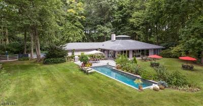 Delaware Twp. Single Family Home For Sale: 35 Raven Rock Rd