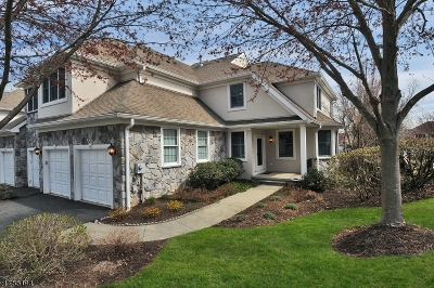 Bernards Twp., Bernardsville Boro Condo/Townhouse For Sale: 12 Dickinson Rd