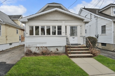 Roselle Park Boro Single Family Home For Sale: 134 Butler Ave