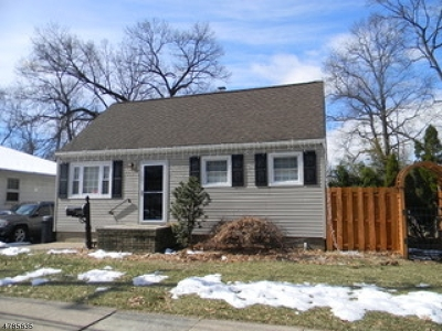 Hawthorne Boro Single Family Home For Sale: 244 9th Ave