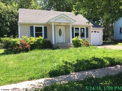 Clifton City Single Family Home For Sale: 120 Orchard Dr