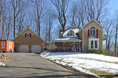 Alexandria Twp. Single Family Home For Sale: 589 Sweet Hollow Rd