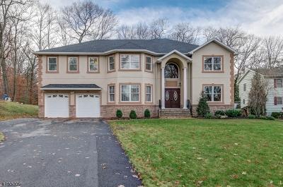 Morris Plains Boro Single Family Home For Sale: 19 Park Rd