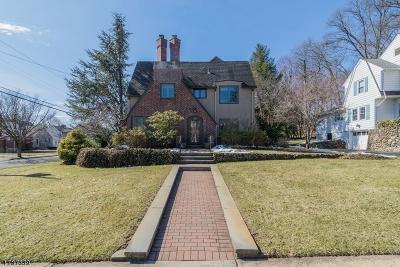 Glen Rock Boro Single Family Home For Sale: 24 Eton Pl
