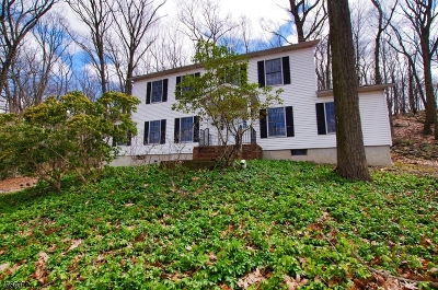 Tewksbury Twp. Single Family Home For Sale: 186 Old Turnpike Rd