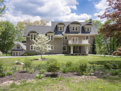 Single Family Home For Sale: 166 Laurel Hill Road