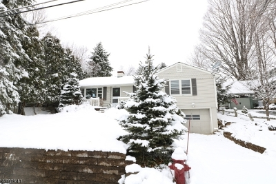 Sparta Twp. Single Family Home For Sale: 501 W Shore Trail
