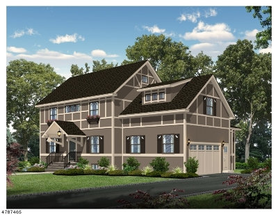 Westfield Town NJ Single Family Home For Sale: $1,577,000