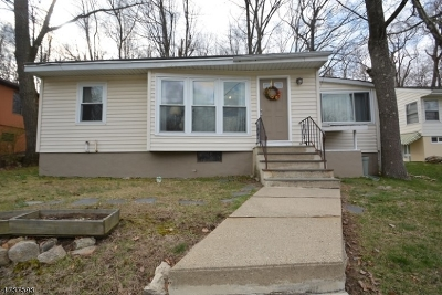 Rockaway Twp. Single Family Home For Sale: 44 Algonquin Ave