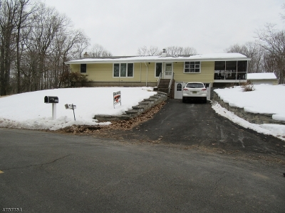 Rockaway Twp. Single Family Home For Sale: 107 Upper Hibernia Rd