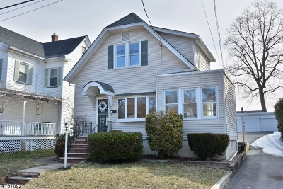 Hawthorne Boro Single Family Home For Sale: 43 First Ave