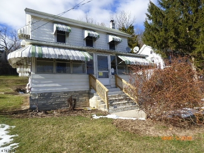 Warren County Single Family Home For Sale: 7 Mount Pisgah Ave