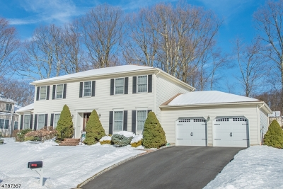 Rockaway Twp. Single Family Home For Sale: 12 Cambridge Dr