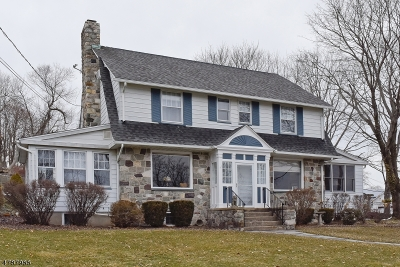 Sussex County Single Family Home For Sale: 20 Hillside Ave