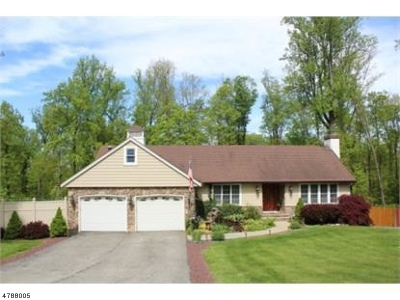 Sparta Twp. Single Family Home For Sale: 14 Heritage Dr